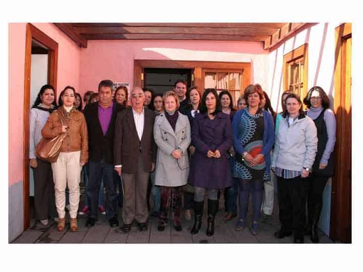 ADER presenta el programa de formación en igualdad para personal político