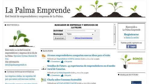 La Palma Emprende, la nueva red social de los emprendedores de La Palma
