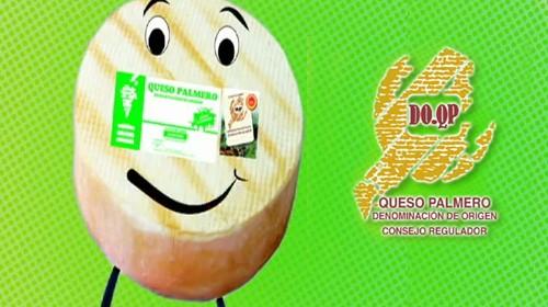 Los escolares de La Palma aprenden las peculiaridades del queso palmero