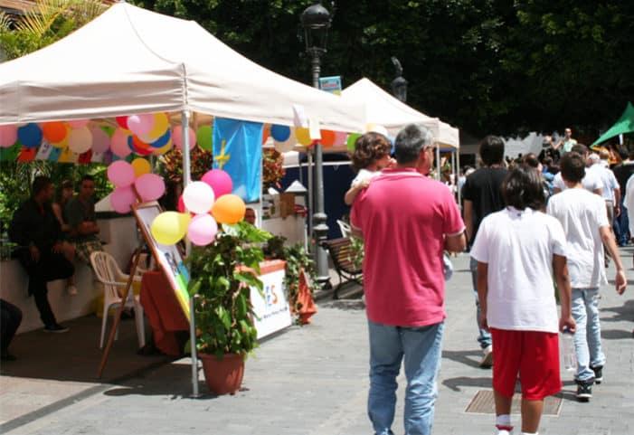 La VII Feria de Cooperativas Escolares fomenta la emprendeduría entre los jóvenes