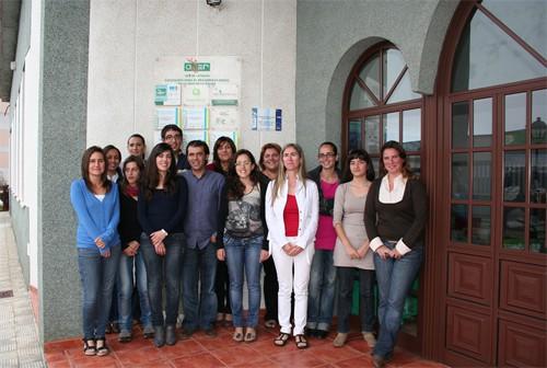 Curso de Agente de Empleo y Desarrollo Local (AEDL) 2011