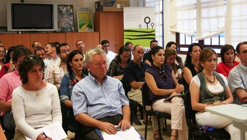 Asamblea ADER La Palma 2011