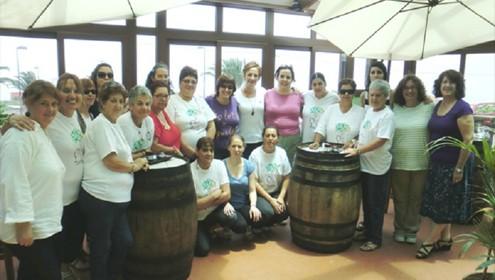 Las asociaciones de mujeres intercambiaron experiencias en un encuentro en Barlovento