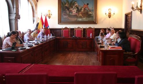 Coloquio sobre Ciudades Creativas. Ayuntamiento de S/C de La Palma