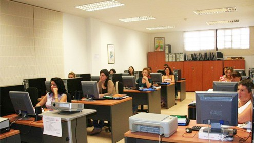 ADER La Palma imparte un curso de Aplicaciones Informáticas de Gestión