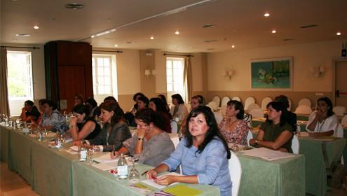 El encuentro se celebra el 15 de octubre Día Internacional de las Mujeres Rurales