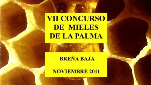 VII Concurso de Mieles de La Palma