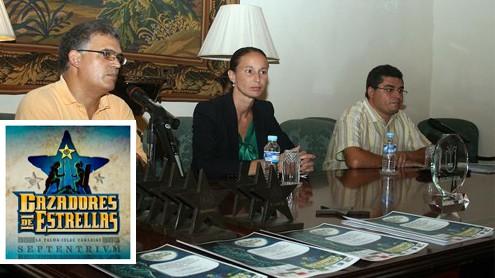 El Cabildo premia a los ganadores del concurso 'Cazadores de Estrellas-Septentrium'