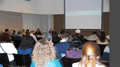 ADER LA PALMA participa en unas Jornadas de Educación Emprendedora en España invitada por la Fundación Príncipe de Girona
