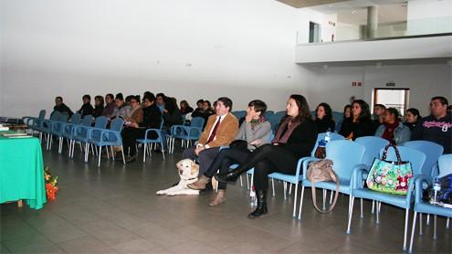 alumnado de los cursos de ADER La Palma