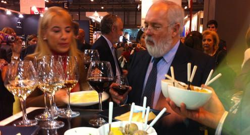 Los vinos de tea y los malvasías causan admiración entre los visitantes