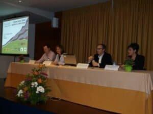 Conferencia inicial de las Jornadas. Olite, mayo 2012