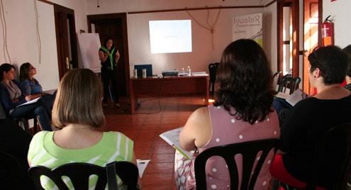 """Programa de formación sobre políticas de igualdad """"Miércoles de la igualdad"""""""
