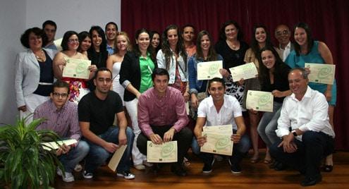 Cabildo y ADER La Palma concluyen con éxito una nueva edición del programa 'La Escuela Emprende