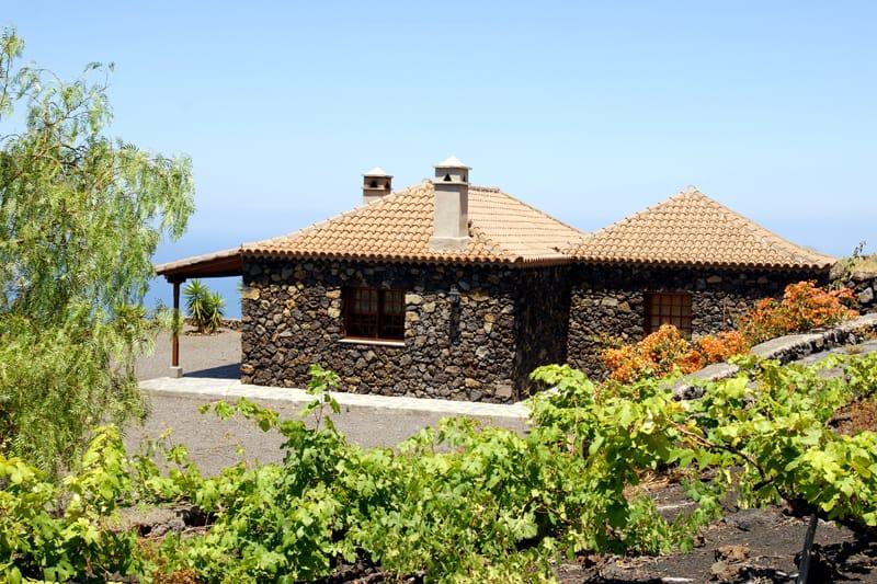 Astroturismo la palma casa rural los llanos negros - Hotel rural en la palma ...