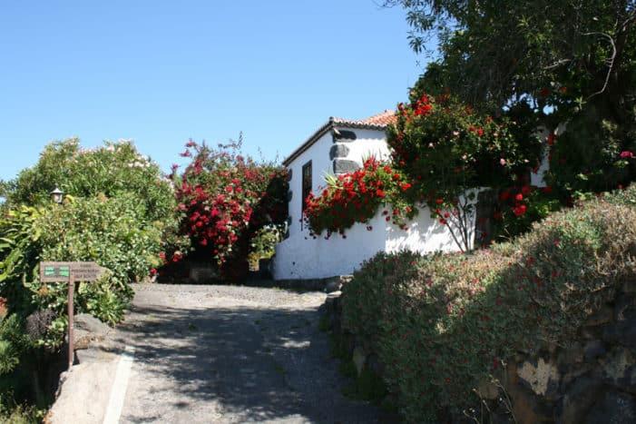 Astroturismo La Palma. Casa Rural el Rincón