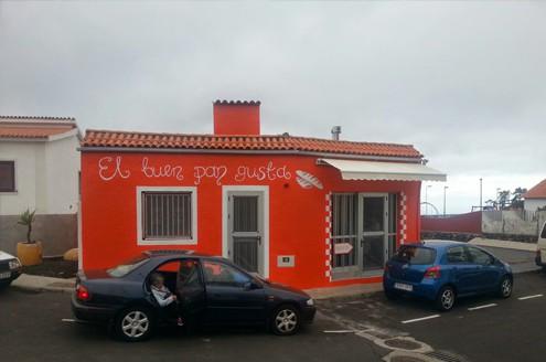 Panadería Detod@s (Fuencaliente)
