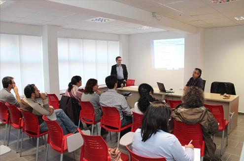 La Factoría de Innovación realiza talleres prácticos, presentación de tendencias en TIC´s y construcción sostenible e innovación