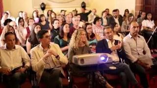 Escuela de Emprendedores de La Palma 2014/2015. II Foro de Presentación de Proyectos