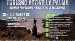El Cabildo de La Palma organiza unas jornadas profesionales dedicadas al turismo activo