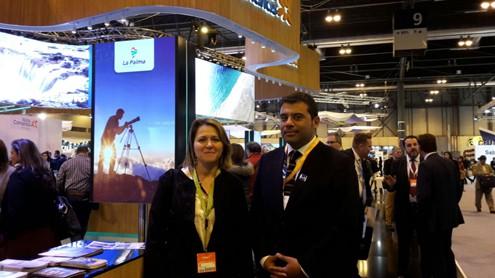 La Palma y Chile comienzan a definir sus líneas de trabajo conjunto en materia de astroturismo
