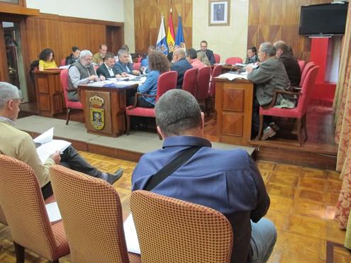 El Cabildo crea una 'Mesa de Trabajo por el Empleo' con instituciones públicas y agentes socioeconómicos de la Isla