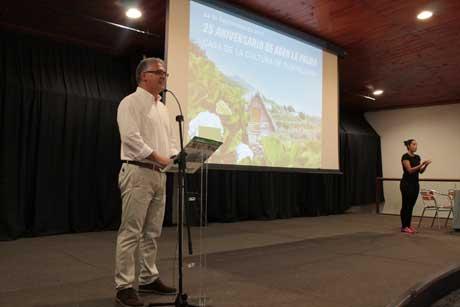 ADER LA PALMA celebró 25 años creando futuro en el medio rural