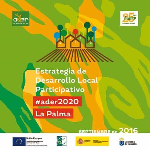Estrategia de Desarrollo Local Participativo #ader2020 La Palma