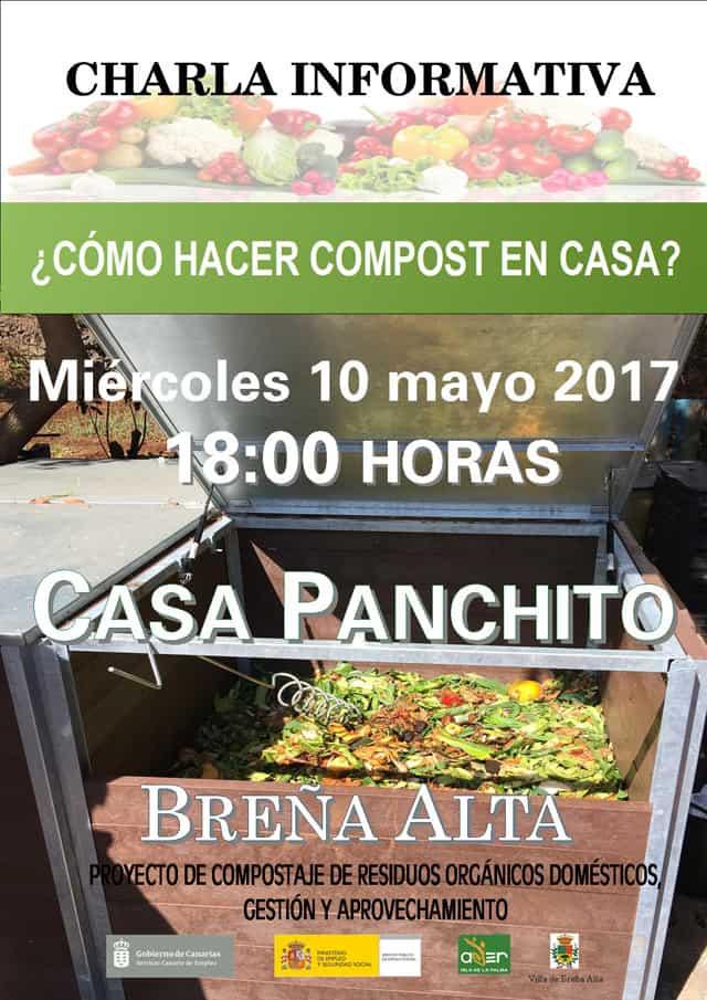 ¿Cómo hacer compost? | 10 de mayo en San Pedro