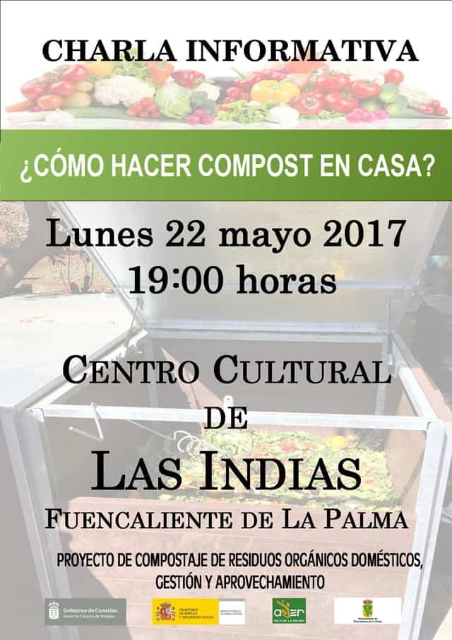 ¿Cómo hacer compost en casa? | 22 de mayo en Las Indias