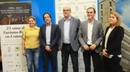 La Palma celebra el 25 aniversario del Turismo Rural en Canarias