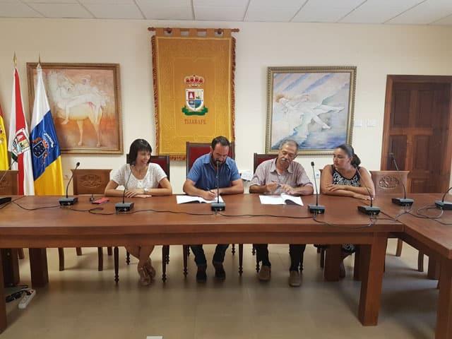 Servicio de Promoción Turística del Municipio de Tijarafe