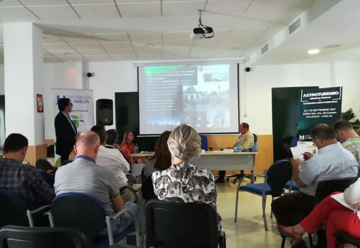 La Palma muestra su el modelo de gestión del turismo de estrellas en unas jornadas organizadas por la Diputación de Huelva