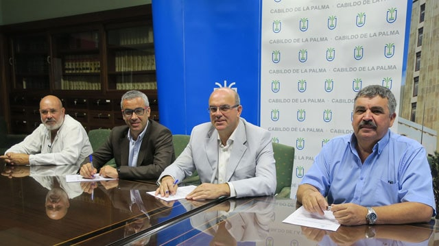 El Cabildo pondrá en marcha en Santa Cruz de La Palma el segundo punto de compostaje  comunitario de la isla