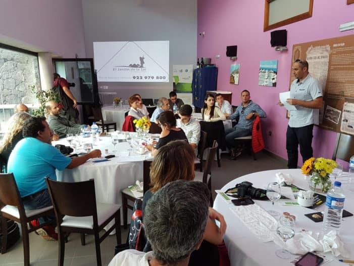 El Cabildo y ADER celebran el 'Encuentro de astroemprendedores'