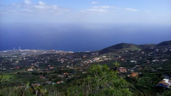 ADER La Palma inicia en Mazo un nuevo programa de formación dirigido a jóvenes que contribuirá a la dinamización turística del municipio