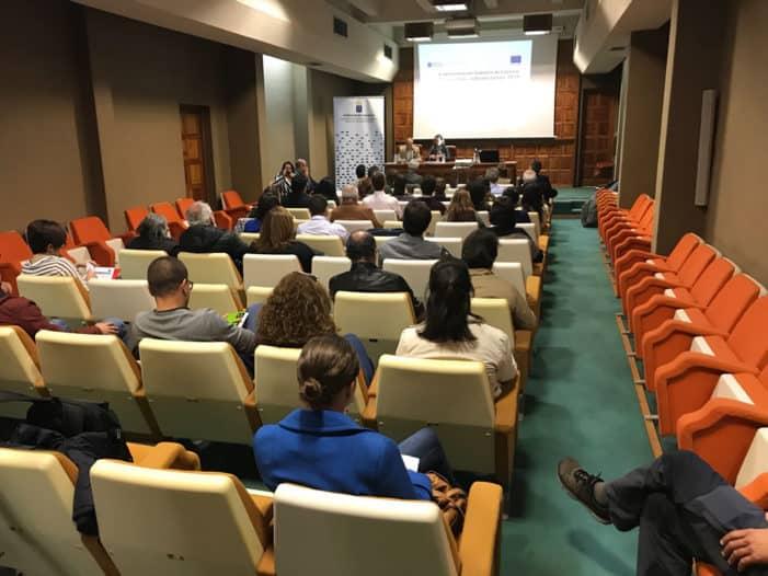 Empresarios y emprendedores de La Palma conocen las líneas de ayuda para este año
