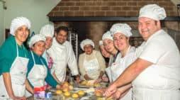 Los días más dulces. El curso de Repostería Profesional de Tijarafe  culmina con excelentes expectativas laborales