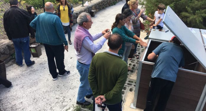 Arranca el proyecto de compostaje comunitario El Velachero