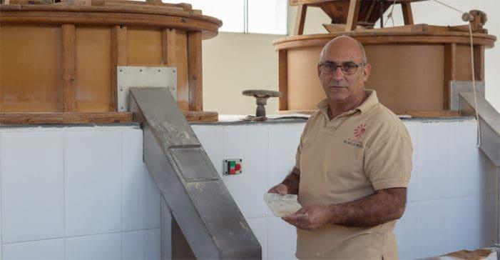 Molinos Las Breñas, unas de las primeras fábricas de gofio de La Palma