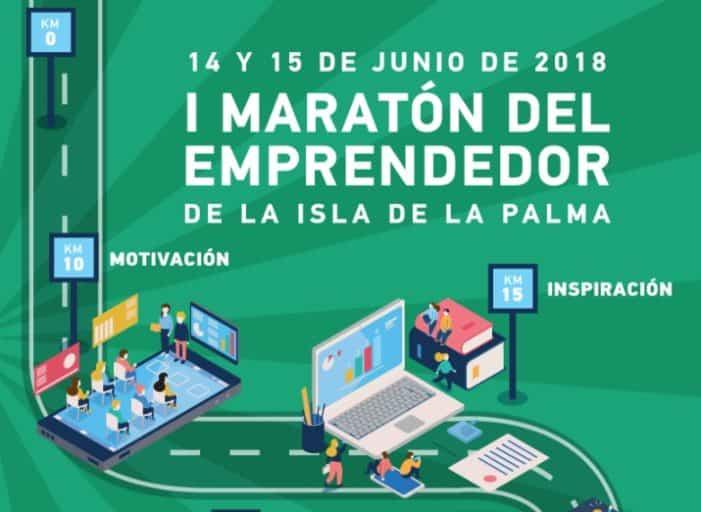 I Maratón del emprendedor de la Isla de La Palma