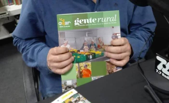Presentación de La Revista Gente Rural