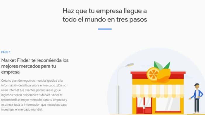 Nuevas herramientas de Google e ICEX para introducirse en exportación digital