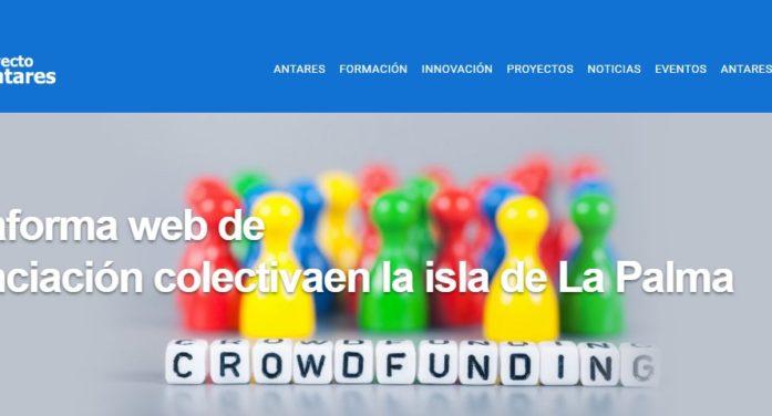 """Abierta la convocatoria de presentación de proyectos innovadores a campaña """"Crowdfunding""""."""