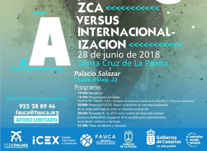 Jornadas Internacionalización de empresa