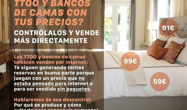 ¿Qué hacen los TTOO y los bancos de camas con tus precios?