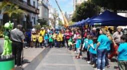 Más de 150 alumnos participan en la XII Feria de Cooperativas Escolares en Los Llanos de Aridane