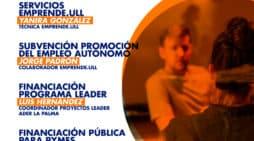 Jornada Informativa Emprende ULL