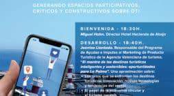 El Mantra de los destinos turísticos inteligentes (DTI): Oportunidades para La Palma