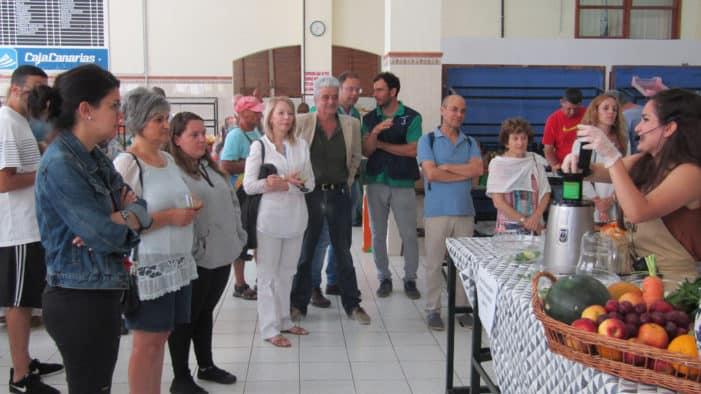 Programa de Actividades de Dinamización de Mercadillo de Villa de Mazo